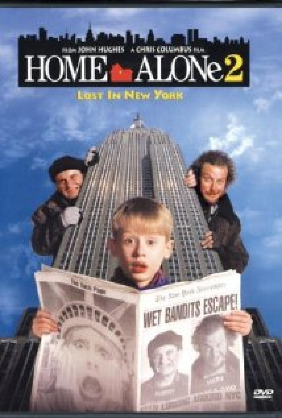 megs top ten favorite christmas movies number three home alone 2 lost in new york - Home Alone Christmas Movie