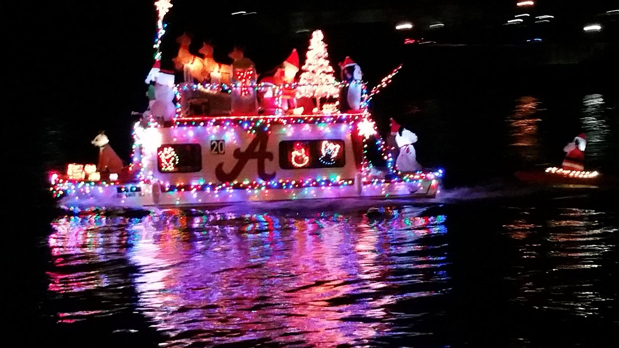 Christmas Afloat' Needs Your Help to Fund this Year's Parade on ...