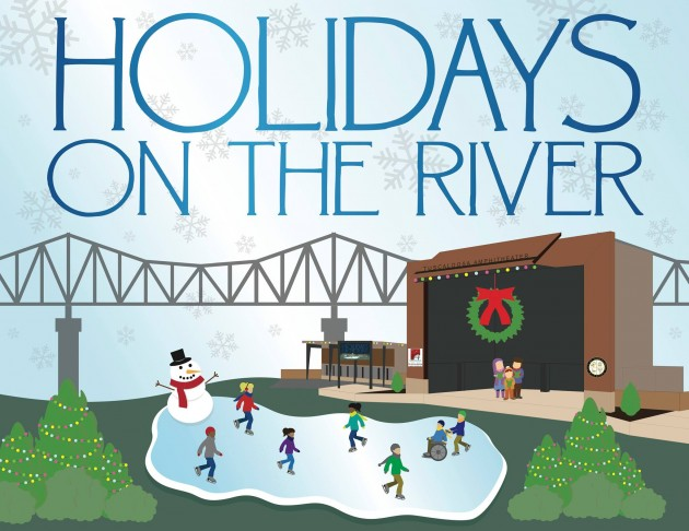 Holidays on the River via Facebook