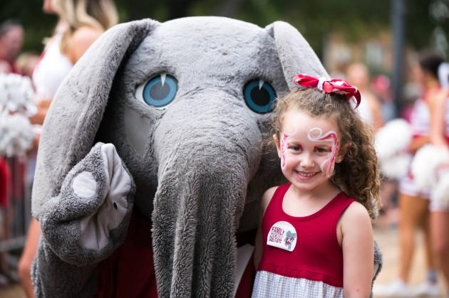 University of Alabama via Facebook